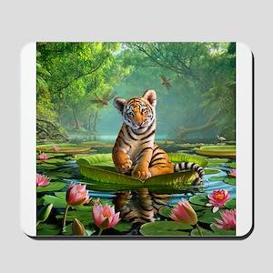 JL_Tiger Lily Mousepad