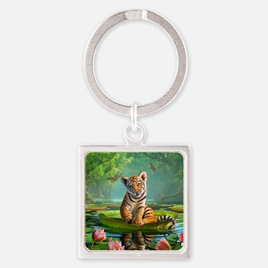 JL_Tiger Lily Keychains