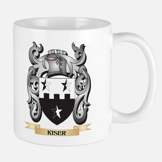 Kist Coat of Arms - Family Crest Mugs