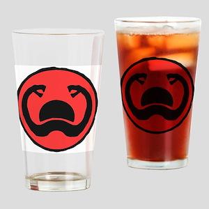 2-Thulsa_Doom_Symbol_by_Hartter Drinking Glass