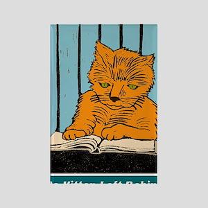 No Kitten t-shirt Rectangle Magnet