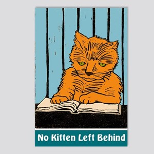No Kitten t-shirt Postcards (Package of 8)