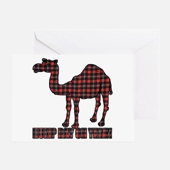 Camel humor 5 Greeting Card