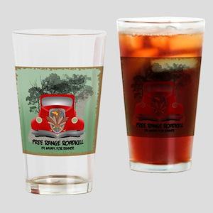 FreeRoadinvitation_525x525 copy Drinking Glass