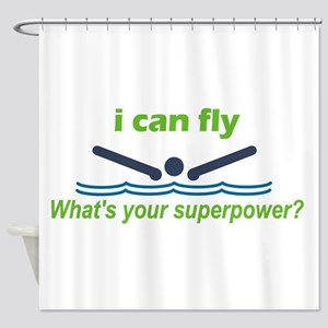 Ifly Shower Curtain