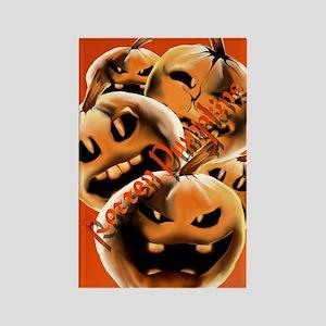 2-Rotten Pumpins PosterP Rectangle Magnet