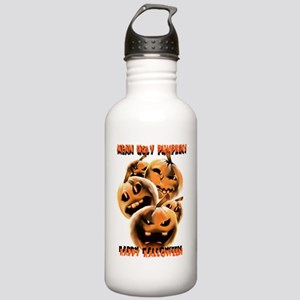 Mean Ugly PumpkinsTran Stainless Water Bottle 1.0L