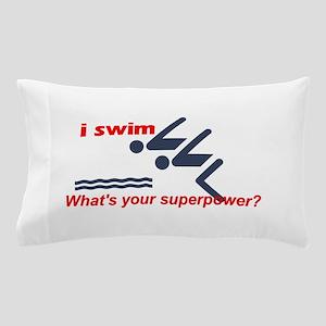 Iswim2 Pillow Case
