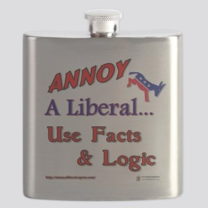 annoy a liberal Flask