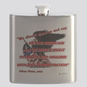 a right to debate Flask