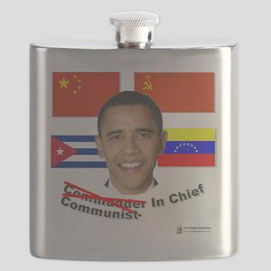 communist in chief Flask