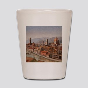 Florence, Italy Shot Glass