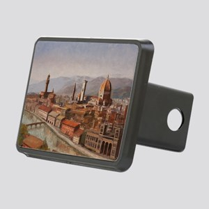 Florence, Italy Rectangular Hitch Cover