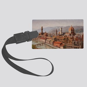 Florence, Italy Large Luggage Tag