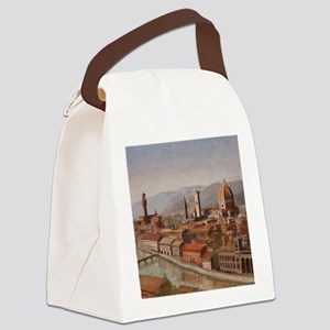 Florence, Italy Canvas Lunch Bag