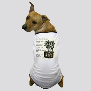 GermanPotato Dog T-Shirt
