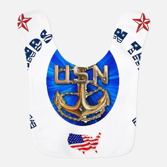 navy grandson.png Bib