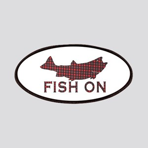 Fish on 2 Patches