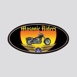 Masonic Riders Patches