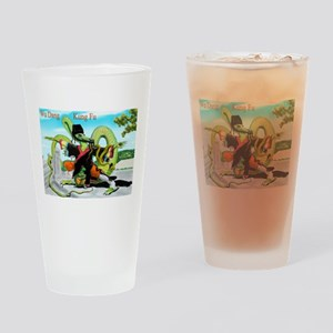 lrgFramedWD Drinking Glass