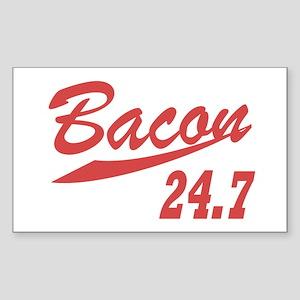 Bacon 247 Sticker