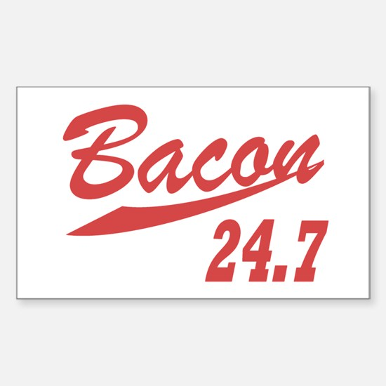 Bacon 247 Decal
