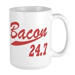 Bacon 247 Mugs