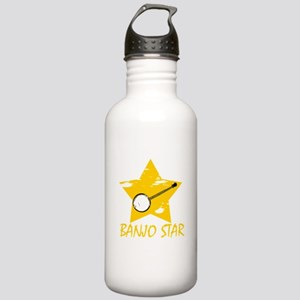 Banjo Star Water Bottle