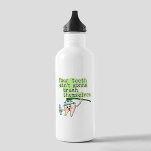 Funny Dental Humor Stainless Water Bottle 1.0L