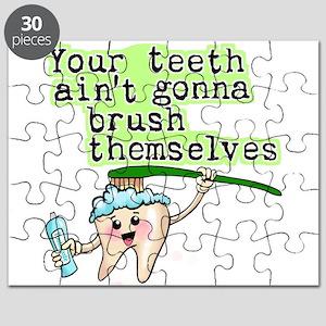 Funny Dental Humor Puzzle