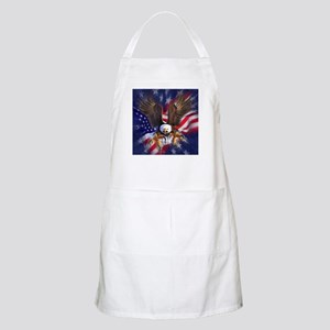 Patriotic Eagle Apron