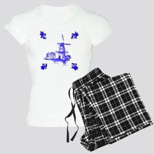 Dutchtile2b Women's Light Pajamas