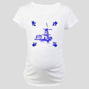 Dutchtile2b Maternity T-Shirt