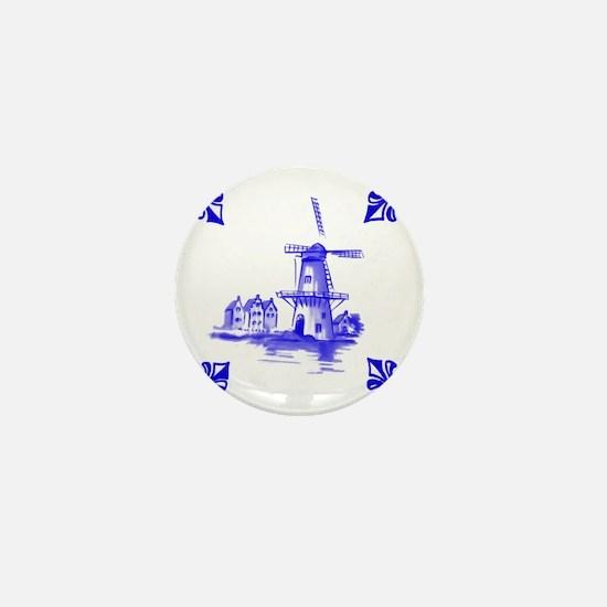 Dutchtile2b Mini Button