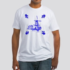 Dutchtile2b Fitted T-Shirt