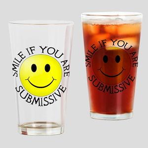 CP-T sub black Drinking Glass