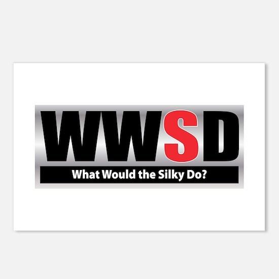 WWSD Postcards (Package of 8)