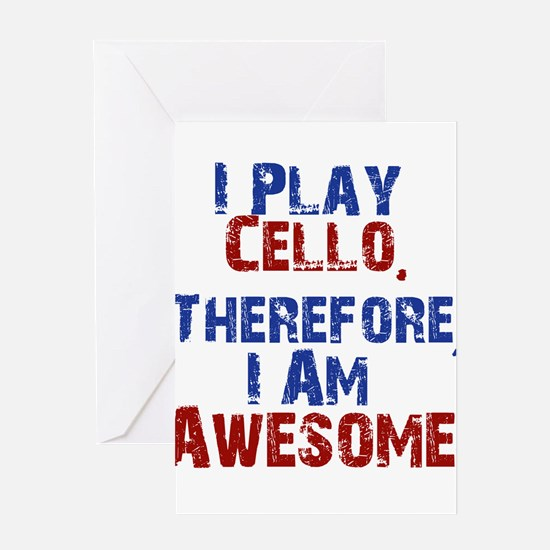 Cello copy Greeting Cards