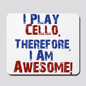 Cello copy Mousepad