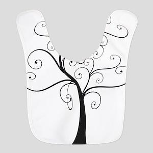 Swirly Tree Bib
