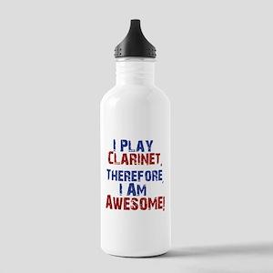 Clarinet copy Water Bottle