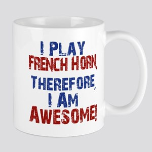 I Play French Horn Mugs