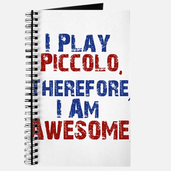 I Play Piccolo Journal