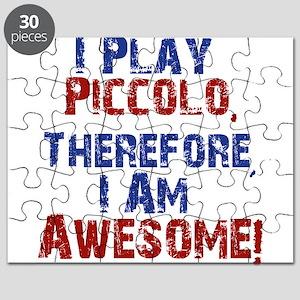 I Play Piccolo Puzzle