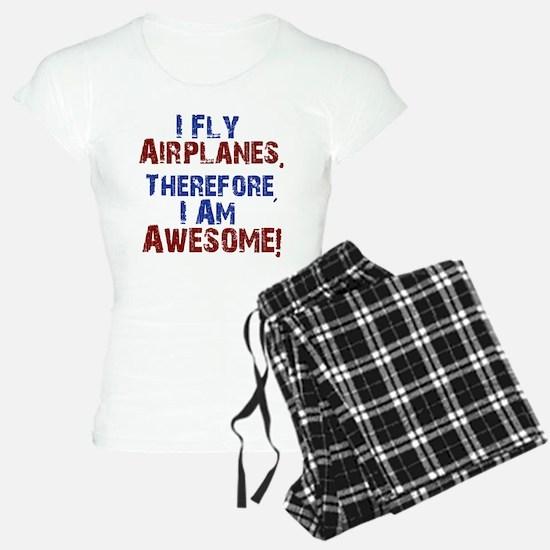 I fly airplanes Pajamas