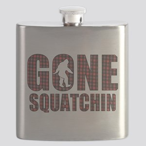 Gone Squatchin rp2 Flask