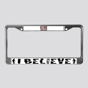 Gone Squatchin rp2 License Plate Frame