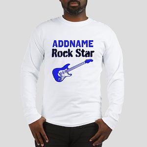 LOVE ROCK N ROLL Long Sleeve T-Shirt