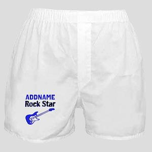 LOVE ROCK N ROLL Boxer Shorts