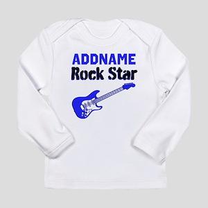 LOVE ROCK N ROLL Long Sleeve Infant T-Shirt
